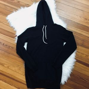 American Apparel hoodie dress